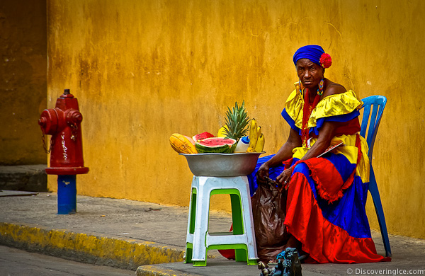 Travel Bloggers Tell All - Our Favorite Places - Discovering Ice - Cartagena